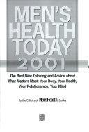 Men S Health Today 2001