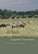 Pdf Ungulate Taxonomy Telecharger