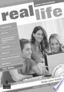 Real Life Global Upper Intermediate Test Book
