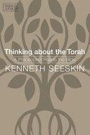 Thinking about the Torah Pdf/ePub eBook