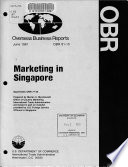 Marketing in Singapore