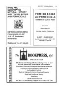 Rare Books And Manuscripts Librarianship