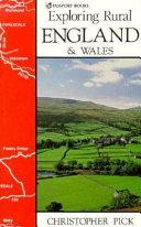 Exploring Rural England and Wales