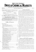 Drug   Chemical Markets Book