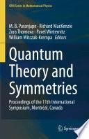 Quantum Theory and Symmetries