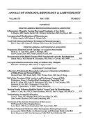 The Annals of Otology  Rhinology   Laryngology