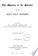 The Mystery Of The Passion Sermons