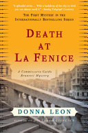 Death at La Fenice Donna Leon Cover