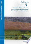 Assessment of Effects of Chemical Contaminants in Dredged Material on Marine Ecosystems and Human Health Book