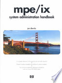 MPE iX System Administration Handbook Book