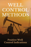 Well Control Methods Book