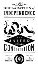 The Declaration of Independence and the United States Constitution Pdf/ePub eBook