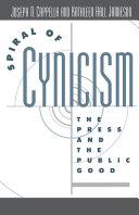 Spiral of Cynicism Pdf/ePub eBook
