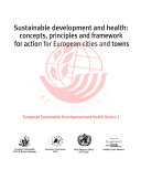 Sustainable Development and Health