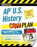 CliffsNotes AP U.S. History Cram Plan
