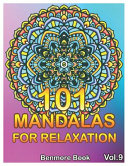 101 Mandalas For Relaxation