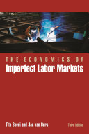 The Economics of Imperfect Labor Markets  Third Edition