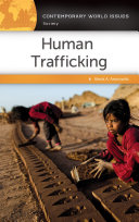 Human Trafficking  A Reference Handbook