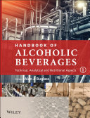 Handbook of Alcoholic Beverages Book