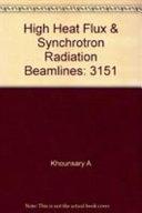 High Heat Flux and Synchrotron Radiation Beamlines