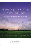 Days of Healing, Days of Joy Pdf/ePub eBook