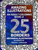 Amazing Illustrations-25 Mechanical Borders