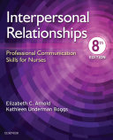 Pdf Interpersonal Relationships E-Book Telecharger