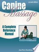 """""""Canine Massage"""" by Jean-Pierre Hourdebaigt"""