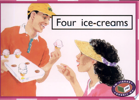 Four Ice-creams