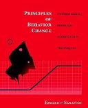 Principles of Behavior Change Book