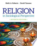 Religion in Sociological Perspective Book