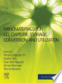 Nanomaterials for CO2 Capture  Storage  Conversion and Utilization