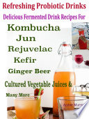 Refreshing Probiotic Drinks