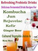 Refreshing Probiotic Drinks Book PDF