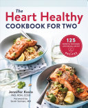 The Heart Healthy Cookbook for Two Book