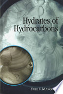 Hydrates of Hydrocarbons