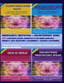 Mindfulness  Meditation   Enlightenment Guide Book