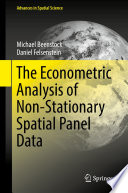 The Econometric Analysis of Non Stationary Spatial Panel Data