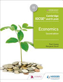 Books - IGCSE And O Level Economics 2nd Ed | ISBN 9781510421271