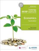 Books - Igcse And O Level Economics 2nd Ed | ISBN 9781510421271