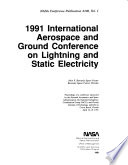 International Aerospace and Ground Conference on Lightning and Static Electricity