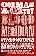 Blood Meridian ebook