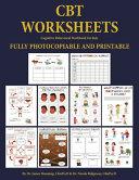 Cognitive Behavioral Workbook for Kids  CBT Worksheets