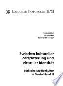 Türkische Medienkultur in Deutschland