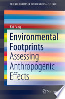 Environmental Footprints Book