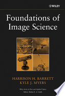 Foundations of Image Science