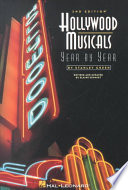 Hollywood Musicals Year by Year by Stanley Green PDF