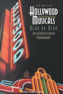 Pdf Hollywood Musicals Year by Year