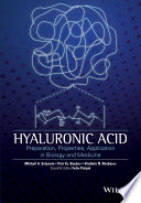 Hyaluronic Acid Book PDF