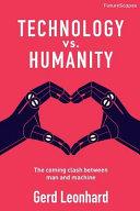 Technology Vs  Humanity Book PDF